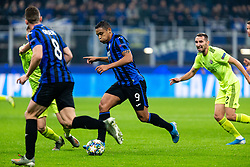 November 26, 2019, Milano, Italy: luis muriel (atalanta)during Tournament round - Atalanta vs Dinamo Zagreb , Soccer Champions League Men Championship in Milano, Italy, November 26 2019 - LPS/Francesco Scaccianoce (Credit Image: © Francesco Scaccianoce/LPS via ZUMA Wire)