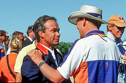 Voorn Albert (NED), HRH Prince Willem Alexander<br /> Olympic Games Sydney 2000<br /> © Dirk Caremans