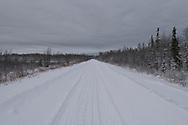 9th Street, Nenana, Alaska, wilderness roads