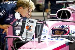 August 24, 2018 - Spa-Francorchamps, Belgium - Motorsports: FIA Formula One World Championship 2018, Grand Prix of Belgium, .#11 Sergio Perez (MEX, Sahara Force India F1 Team) (Credit Image: © Hoch Zwei via ZUMA Wire)