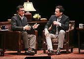 Stephen Colbert and Jimmy Fallon