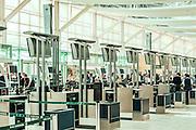 Vancouver International Airport, Vancouver, British Columbia, Canada