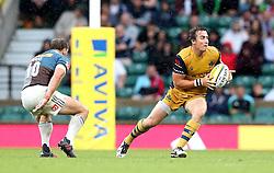 Rhodri Williams of Bristol Rugby runs with the ball - Mandatory by-line: Robbie Stephenson/JMP - 03/09/2016 - RUGBY - Twickenham - London, England - Harlequins v Bristol Rugby - Aviva Premiership London Double Header