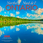 PRODUCT: Calendar<br /> TITLE: 2020 Northern Ontario<br /> CLIENT: Wyman Publsihing