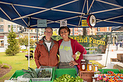 Ed and Yvonne of Right Mind Farm