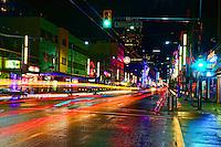 Granville & Helmcken Streets