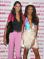 Olivia Wardell & Talulah Eve Brown, Spectrum x Mean Girls - Launch Party, ICETANK, London UK, 26 July 2017, Photo by Brett D. Cove