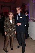 PRINCESS CLAUDIA VON AUERSPERG; PRINCE JOHANNES VON AUERSPERG, Leonie Frieda book party  for ' The Deadly Sisterhood.' The Orangery, Kensington Palace. London. 20 November 2012.