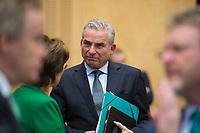 DEU, Deutschland, Germany, Berlin, 16.12.2016: Der stellvertretende CDU-Vorsitzende Thomas Strobl bei einer Sitzung im Bundesrat.