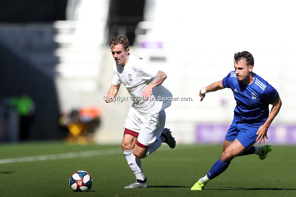 2019 MLS Player Combine. January 5, 2019. Credit: Andy Mead/MLS.