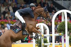 Maher Ben, (GBR), Diva II<br /> Rolex Grand Prix, The Grand Prix of Aachen<br /> Weltfest des Pferdesports Aachen 2015<br /> © Hippo Foto - Dirk Caremans<br /> 31/05/15