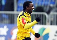 Fotball ,9. april 2012 , Adeccoligaen , 1. divisjon , Sarpsborg - Start 4-4<br /> <br /> Solomon Owello , Start