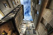 A Walk into Medieval Paris, France