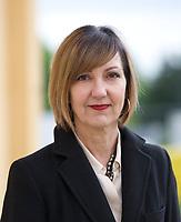 DEU, Deutschland, Germany, Berlin, 05.05.2014:<br />Portrait Dr. Andrea Grebe, Vorsitzende der Vivantes Geschäftsführung.