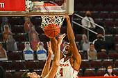NCAA Basketball-Oregon State at Southern California-Jan 28, 2021