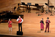 Concert at Chatswood Concert Hall, part of the 2019 Australian International Music Festival