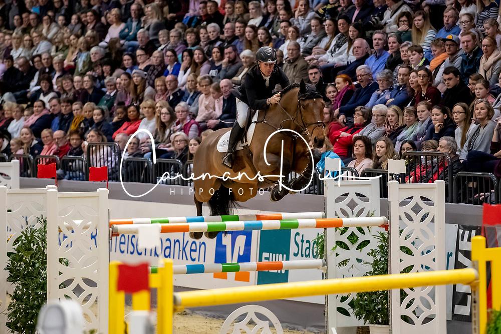 Bengtsson Rolf Goran, SWE, Oak Grove's Carlyle<br /> Championat von Neumünster<br /> Neumünster - VR Classics 2019<br /> © Hippo Foto - Stefan Lafrentz