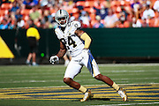 January 31 2016: Team Rice Charles Woodson plays in his last game of his career at the Pro Bowl at Aloha Stadium on Oahu, HI. (Photo by Aric Becker/Icon Sportswire)
