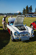 1964 Austin Healey MkIII 3000 at WAAAM Traffic Jam