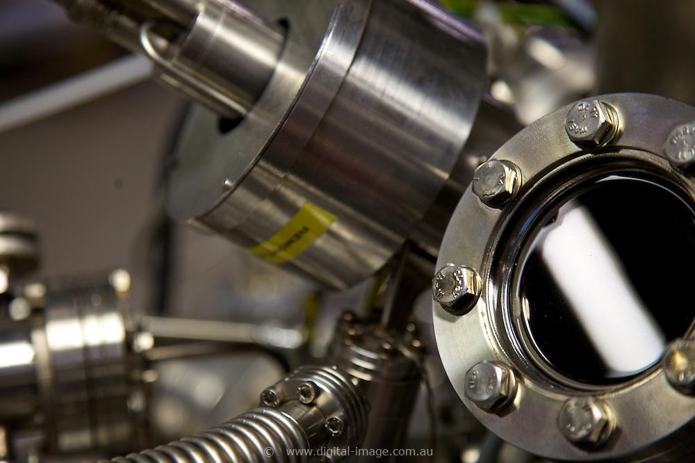 Soft Xray Spectroscopy beamline, Australian Synchrotron.   CU's of Soft Xray Spectroscopy beamline equipment