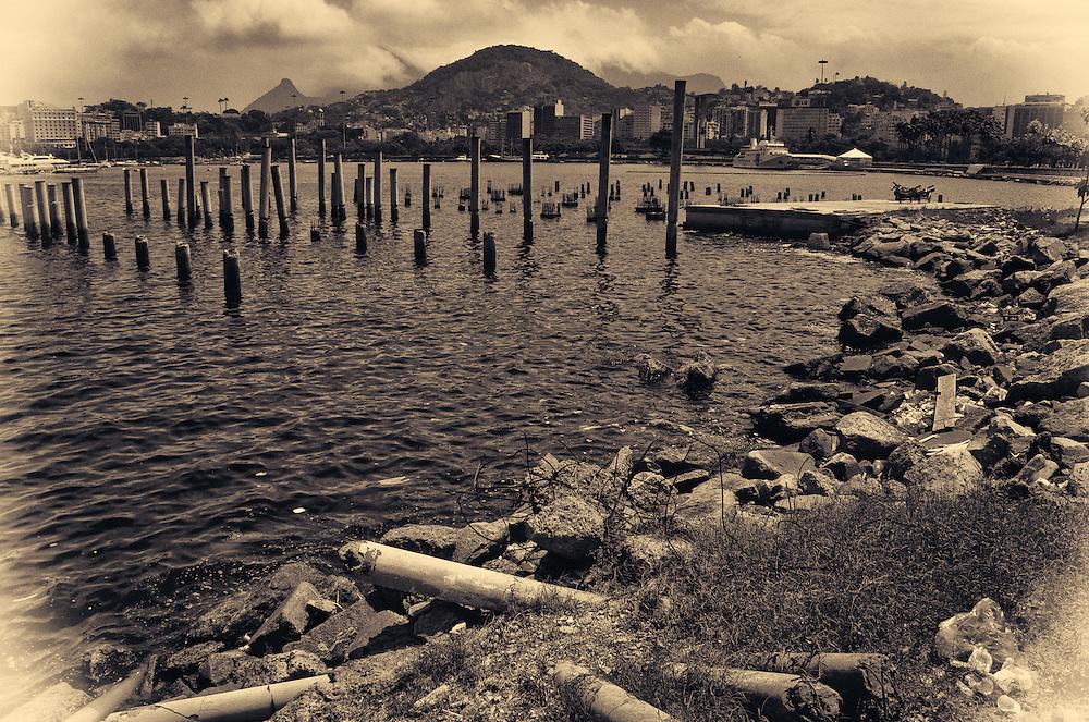 Fine art photography of Marina da Gloria, Rio de Janeiro, Brazil