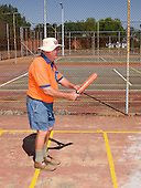 Jukskei, an Afrikaner's game