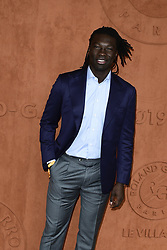 May 28, 2019 - Paris, France, FRANCE - Bafetimbi Gomis (Credit Image: © Panoramic via ZUMA Press)