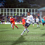 ANDORRA LA VELLA, ANDORRA. June 11. Kylian Mbappe #10 of France in action during the Andorra V France 2020 European Championship Qualifying, Group H match at the Estadi Nacional d'Andorra on June 11th 2019 in Andorra (Photo by Tim Clayton/Corbis via Getty Images)