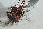 In-port race  Cape Town Volvo Ocean Race 2014-2015