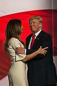 Politics - Republican National Convention, 02016