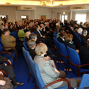 NLD/Huizen/20060323 - Afscheid burgemeester Jos Verdier als burgemeester van Huizen, overzicht