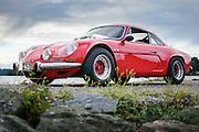 Alpine Renault A110 1300S 1969<br /> Petri Juola Photography<br /> petrijuola.com