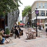 Nederland Rotterdam 19 mei 2008 20080519 Foto: David Rozing .Stadsbeeld Nieuwe Binnenweg/ Binnenwegplein. Nieuwe Binnenweg / Binnenwegplein zijn grotendeels gerenovereerd. ..Foto David Rozing