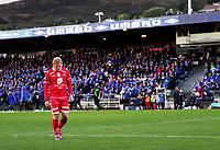 Fotball , 27. september 2012 , semifinale NM herrer , cup , <br /> Hødd - Brann 3-1<br /> Tomasz Sokolowski , Brann depper etter tap
