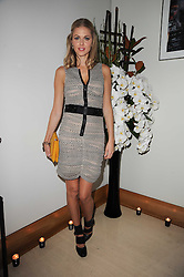 DONNA AIR at the launch party for 'Promise', a new capsule ring collection created by Cheryl Cole and de Grisogono held at Nobu, Park Lane, London on 29th September 2010.