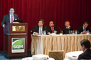 SQM Investor Day at the Palace Hotel on September 1, 2016 in New York City. (Photo by Ben Hider)