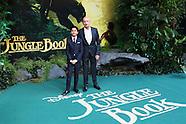 The Jungle Book - European film premiere