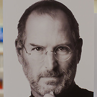 Cover of the Steve Jobs biography written by Walter Isaacson published in Hungarian translation in Budapest, Hungary on November 28, 2011. ATTILA VOLGYI