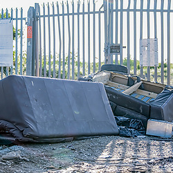 As coronavirus continues and waste recycling centres still closed fly tipping has been on the increase