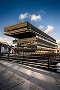 the city library De Krook
