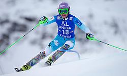 29.12.2014, Hohe Mut, Kühtai, AUT, FIS Ski Weltcup, Kühtai, Slalom, Damen, 1. Durchgang, im Bild Sarka Strachova (CZE) // Sarka Strachova of Czech Republic in action during 1st run of Ladies Slalom of the Kuehtai FIS Ski Alpine World Cup at the Hohe Mut Course in Kuehtai, Austria on 2014/12/29. EXPA Pictures © 2014, PhotoCredit: EXPA/ JFK