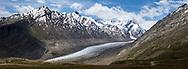 Drang Drung glacier, Zanskar, Jammu-Kashmir, India 2012