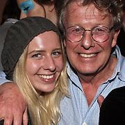 NLD/Naarden/20080401 - Het Arsenaal van jan des Bouvrie bestaat 15 jaar, Jan en dochter Bo