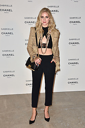 """Chiara Ferragni attending the party for the new Chanel perfume """"Gabrielle"""", at the Palais de Tokyo in Paris, France, on July 4, 2017. Photo by Alban Wyters/ABACAPRESS.COM"""
