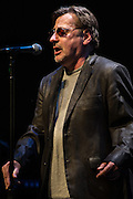 Southside Johnny & The Ashbury Jukes performing at the Carolina Theatre, Durham, NC