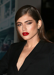 Ford v Ferrari Premiere atThe TCL Chinese Theater in Hollywood, California on 11/4/19. 04 Nov 2019 Pictured: Valentina Sampaio. Photo credit: River / MEGA TheMegaAgency.com +1 888 505 6342