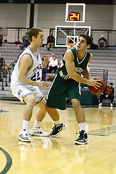 17 December 2011:   during an NCAA mens division 3 basketball game between the Washington University Bears and the Illinois Wesleyan Titans in Shirk Center, Bloomington IL