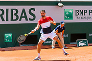 Mari Cilic (cro) during the Roland Garros French Tennis Open 2018, day 12, on June 7, 2018, at the Roland Garros Stadium in Paris, France - Photo Pierre Charlier / ProSportsImages / DPPI