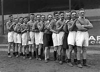 Birmingham City FA Cup X1 TEAM GROUP 1931. Credit Colorsport