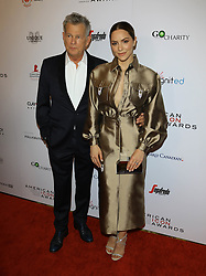 David Foster and Katharine McPhee at the American Icon Awards in Beverly Hills, CA.